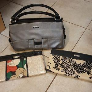 Miche purse with 3 shells